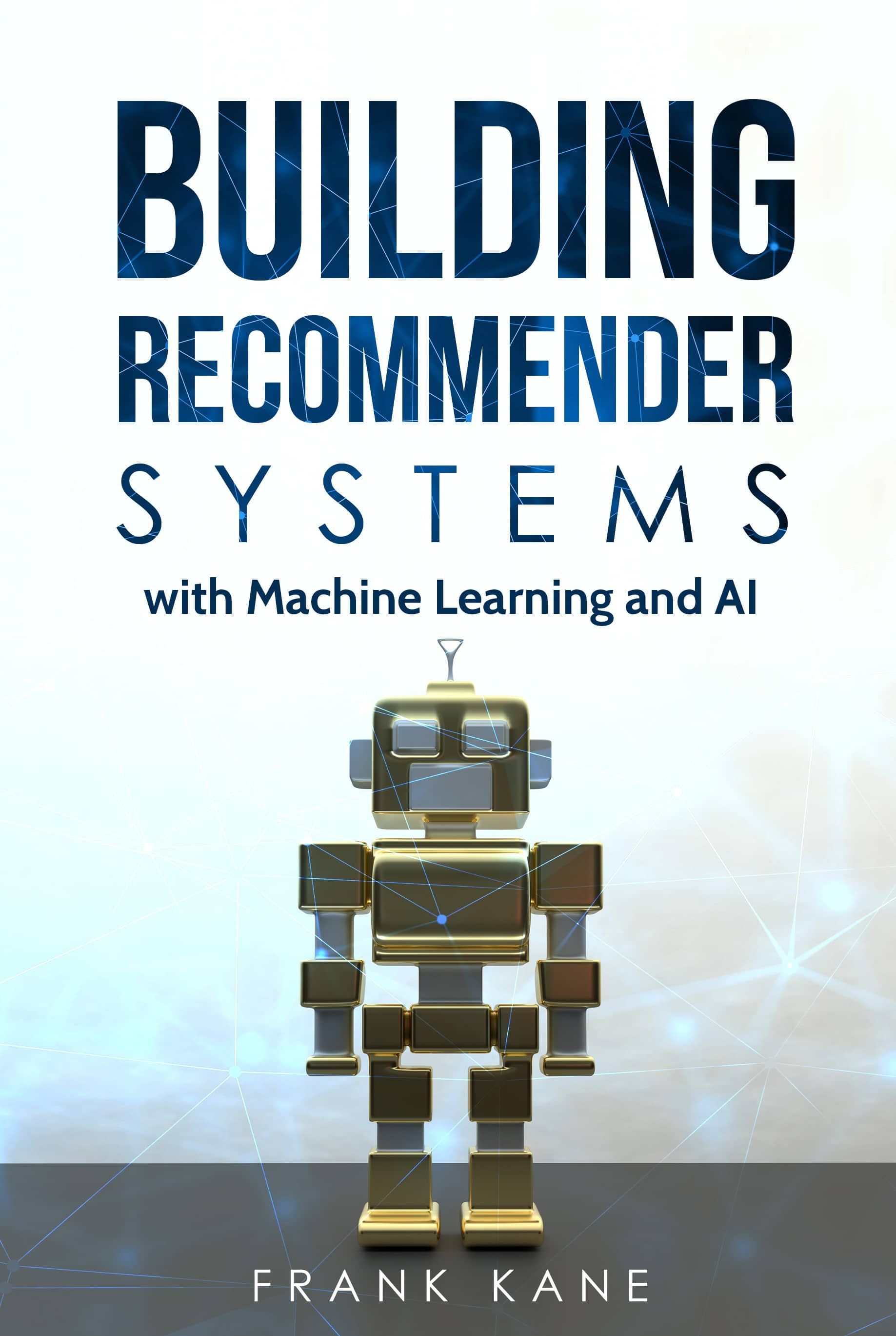Building Recommender Systems book cover